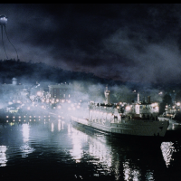 The Ferry Attack in The War of the Worlds (2005)