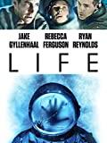 Calvin the Alien Lifeform in Life (2017)