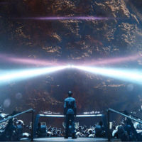 The Final Battle in Ender's Game (2013)