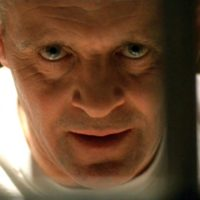 Hannibal Lector in The Silence Of The Lambs