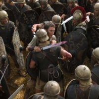The Battle of Philippi in Rome