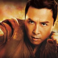 Donnie Yen vs Collin Chou in Flash Point (2007)