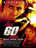 The 'Eleanor' Car Chase in Gone in 60 Seconds (2000)