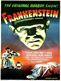 Frankenstein the Monster in Frankenstein (1931)