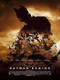 The Training Montage in Batman Begins (2005)