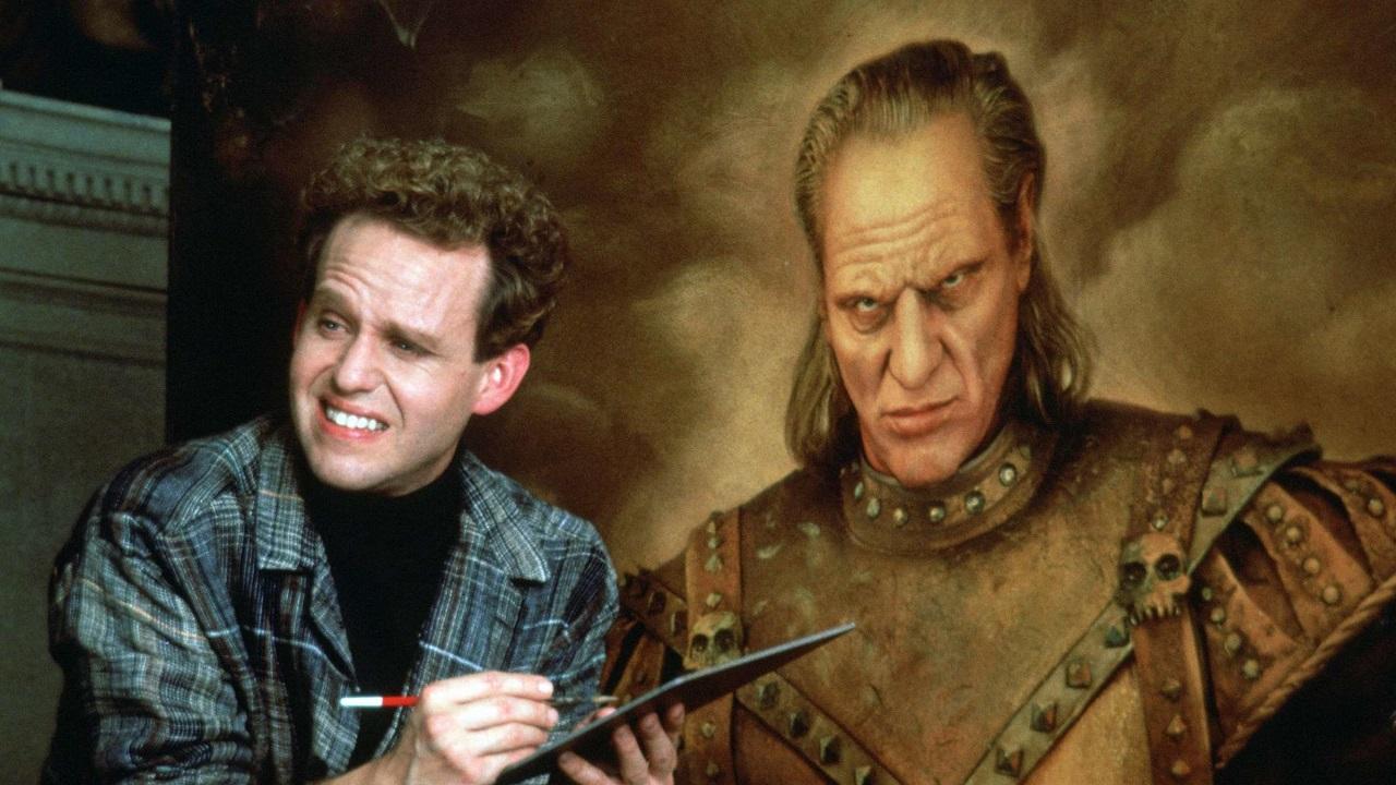 Vigo Von Homburg Deutschendorf in Ghostbusters II (1989)